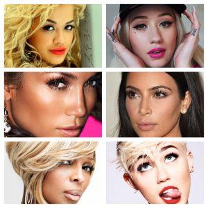 Celebrity Fracassi Lashes