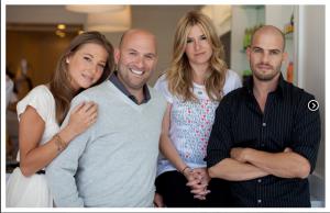 Ali Webb & Family