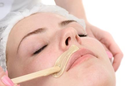 Upper Lip Wax